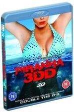 Piranha 3dd 5017239151910 With Ving Rhames Blu-ray Region B