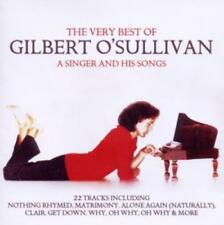 Very Best Of-A Singer And His Songs von Gilbert OSullivan (2012)