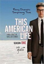 This American Life - Season One (1) New DVD