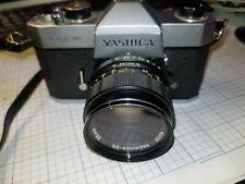 vintage Yashica TL-Electro  35mm Film Camera