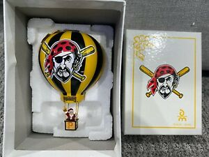 Pittsburgh Pirates 2004 Danbury Mint Victory Balloon Christmas Ornament