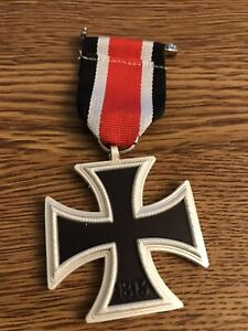 GERMAN IRON CROSS Medal 1813-1939 with Ribbon Prussia Military
