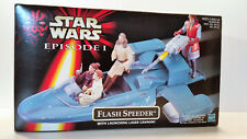 Star Wars Episode 1 Flash Speeder MIB 1998