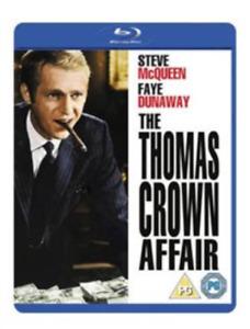 Sam Melville, Addison Powell-Thomas Crown Affair Blu-ray NEW