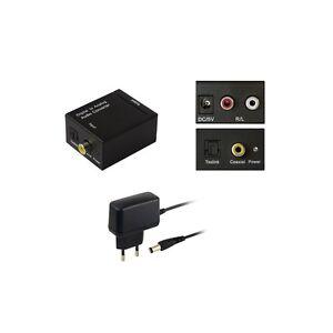 Dynavox Mini-dac II Digital/Analog Converter Black (207305) New+Boxed