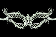 Infamous Vampire Diaries Metal Laser Cut Masquerade Mask - BRAND NEW!