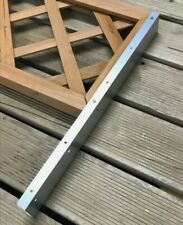 More details for fence height trellis extension arms. 500mm (1 pair) postfix.