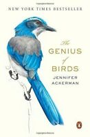 The Genius of Birds (New Paperback) by Jennifer Ackerman (0399563121)