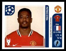 Panini Champions League 2011-2012 - Patrice Evra Manchester United FC No. 145