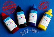 New 4x100ml 212XL Refill Ink Kit For Epson XP-4105 WF2810 WF-2850 Inkjet printer