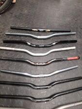 CLUB ROOST black alloy riser bars 25.4 classic retro bar MTB colour A1