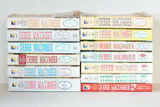 Lot of 13 (#1-13) CEDAR COVE Complete Series Set of PB Books - Debbie Macomber