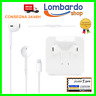 CUFFIE ORIGINALI APPLE AURICOLARI CON FILO CAVO LIGHTNING IPHONE 7 8 X XR XS MAX