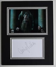 Carolyn Pickles Signed Autograph 10x8 photo display Harry Potter Film AFTAL COA