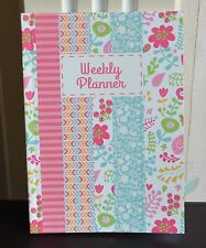 Weekly planner food tracker slimming world syns weight watchers 60wks