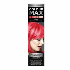 Jerome Russell Colour Max Red Semi-Permanent Hair Colour 100ml New