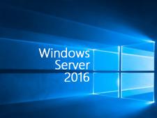 WINDOWS SERVER 2016 COMPLETE  VIDEO TUTORIAL & EXAM 70-742 TRAINING