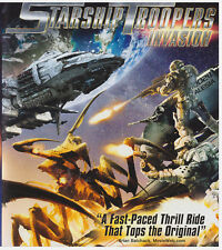 STARSHIP TROOPERS Invasion (Blu-ray Only, 2012)