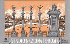 C3126) STADIO NAZIONALE ROMA,  ISTITUTO PER L'INCREMENTO DELL'EDUCAZIONE FISICA.