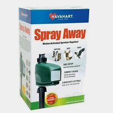 Havahart SPRAY AWAY Animal Pest Water Repellent Motion Activated Sprinkler 5270