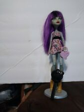 Monster High Doll W/Stand