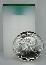 1987 American Silver Eagle Coin (BU, Uncirculated Eagles)