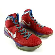 Nike Hyperdunk Flywire Basketball Shoes Men's Size 10.5 (469776-601) Red A1207