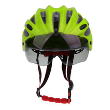 Adult Mens Womens MTB Bike Bicycle Road Cycling Safety Helmet with Visor