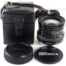 Zenza Bronica Zenzanon-PS 50mm 1:3.5 for SQ SQ-B SQ-A SQ-Ai SQ-Am (5502190)