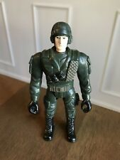 """JARV  Play Toy Soldier Action Figure 4"""" Tall@"""