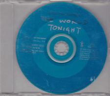 CD SINGLE COLLECTOR 1T PAUL McCARTNEY (BEATLES) THE WORLD TONIGHT 1997 UK