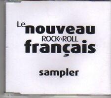 (DE917) Le Nouveau Rock & Roll Francais, Sampler - DJ CD