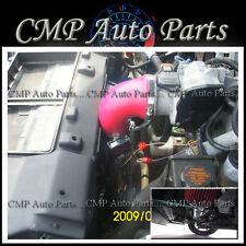 1998-2002 CHEVROLET CAMARO PONTIAC FIREBIRD 3.8 3.8L V6 COLD AIR INTAKE KIT RED