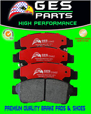 GES PARTS Toyota Camry Celica Corolla RAV4 Front Brake Pads D562