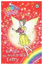 NEW GEORGIE the ROYAL PRINCE FAIRY book ( Rainbow Magic Fairies ) 9781408330647