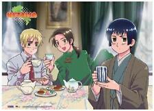 *NEW* Hetalia Tea Time Fabric Poster