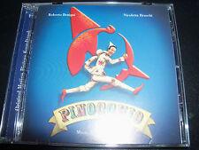 Pinocchio Music By Nicola Piovani Original soundtrack Promo CD  Up for grabs, Pi