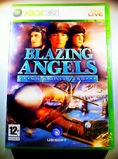 BLAZING ANGELS  XBOX360 FIRST RELEASE SEALED  SIGILLATO