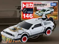 Back to the Future Movie Dream TOMICA Mini Car Toy DELOREAN Part 3 TOMY JAPAN