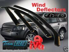 LAND ROVER FREELANDER  II 5D  2007 - ON   Wind deflectors 4.pc  HEKO 27229