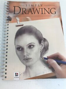 Simply Drawing Book & DVD by Jacqui Grantford