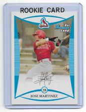 Jose Martinez 2008 Bowman Rookie Card #bp106  qty