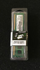 Patriot Signature 4GB DDR3 PC3-12800 (1600MHz) CL11 DIMM Memory PSD34G160081