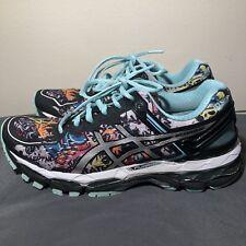 ASICS Gel-Kayano 22 Womens US Size 7 NYC Marathon LTD T5M7N Running Shoes Black