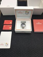 Omega Seamaster Diver Rio Limited Edition 522.30.41.20.01.001 w/Carbon Winder!!!