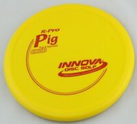 NEW R-Pro Pig 175g Putter Yellow Innova Disc Golf at Celestial Discs