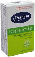 Dermisa Brightening Bar 3 oz (Pack of 5)