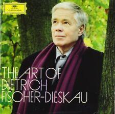 The Art Of Dietrich Fischer-Dieskau 2-CDs [Baritone/Lied, opera/ cantata]