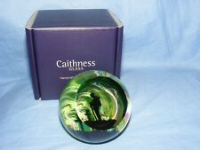 Caithness Paperweight Remembrance For The Fallen World War One Two U19051