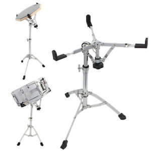Lightweight Plated Dumb Snare Drum Stand - Concert Stand Up Christmas day